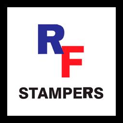 RF Stampers Estamparia de Ferro